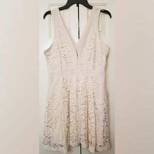 Free People SugarPie Open Back M NWT